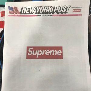 Supreme newspaper